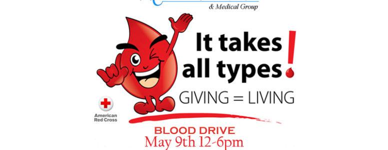 blood drive may