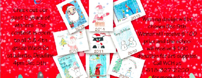 christmas card contest