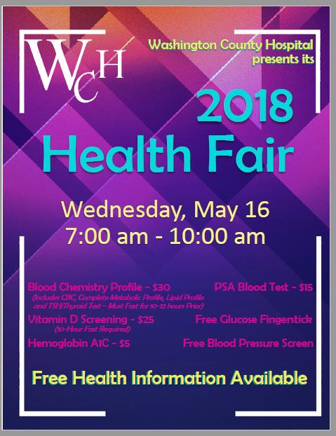 health-fair-2018