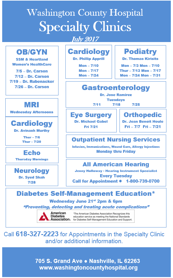 july-speciality-clinic-schedule-2017