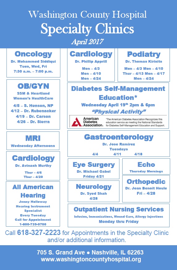 monthly-specialty-clinic-april-2017