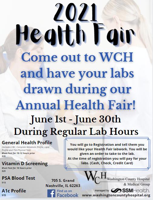 health fair 1